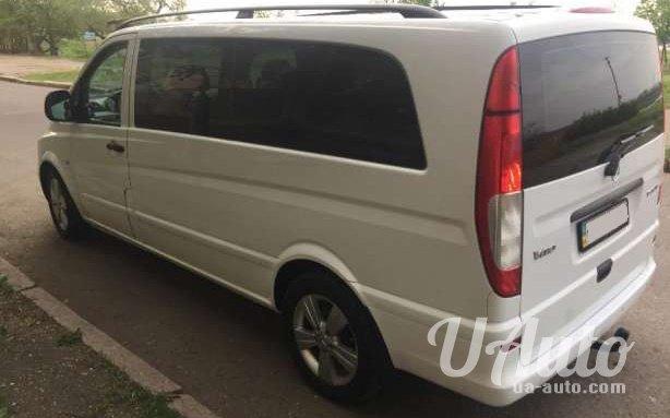 аренда авто Mercedes Vito в Киеве