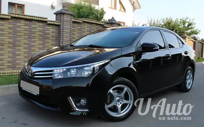 аренда авто Toyota Corolla New на свадьбу