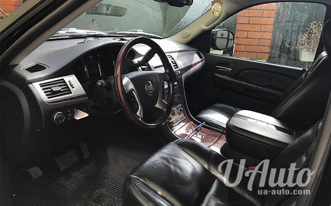 аренда авто Cadillac Escalade в Киеве