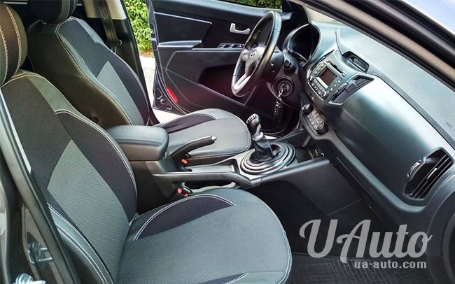 аренда авто Kia Sportage в Киеве