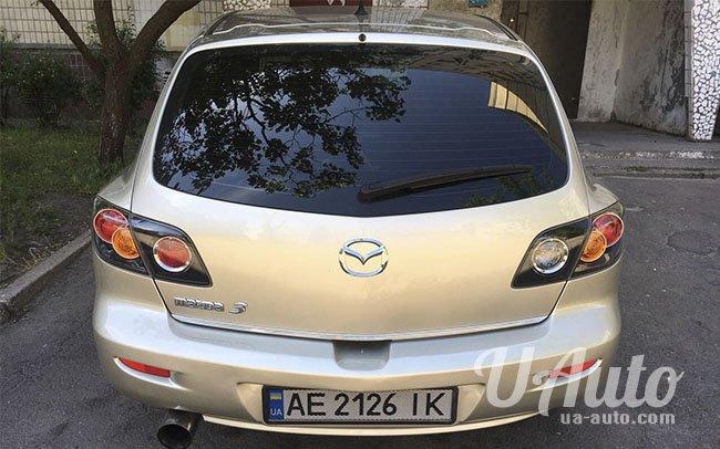 аренда авто Mazda 3 в Киеве