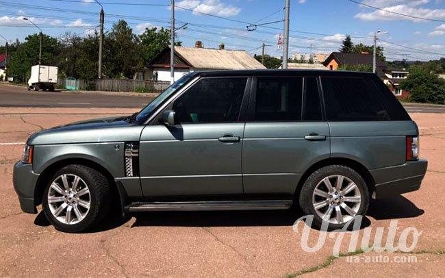 аренда авто Range Rover Sport в Киеве