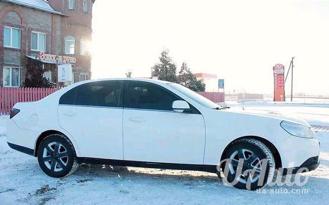 аренда авто Chevrolet Epica в Киеве