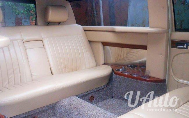 аренда авто Лимузин Mercedes W126 в Киеве