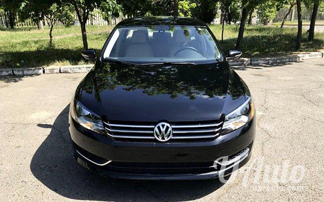 аренда авто Volkswagen Passat B7 Long в Киеве
