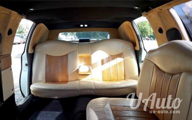 аренда авто Лимузин Bentley Arnage (Реплика) в Киеве