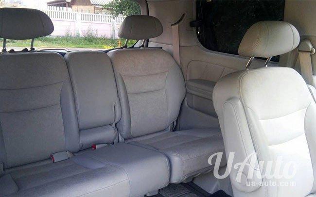 аренда авто Honda Elysion Prestige в Киеве