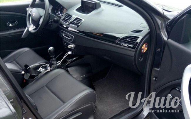 аренда авто Renault Megane 3 в Киеве