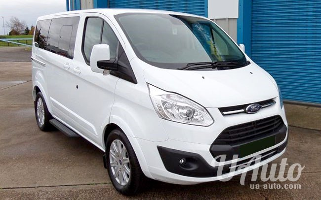 аренда авто Ford Transit Custom на свадьбу