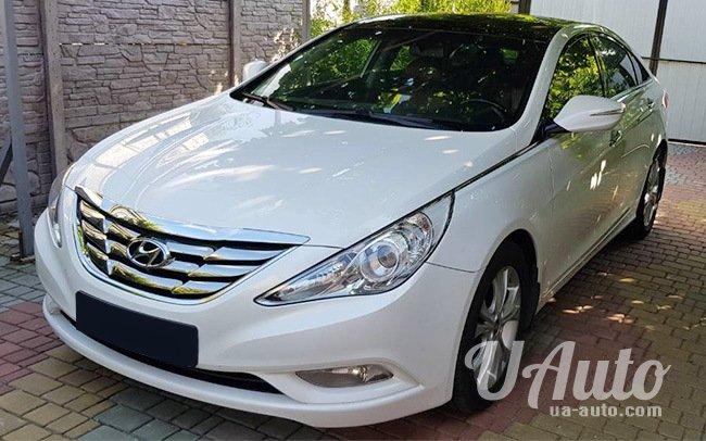аренда авто Hyundai Sonata на свадьбу
