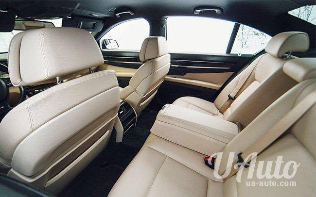 аренда авто BMW 7 в Киеве