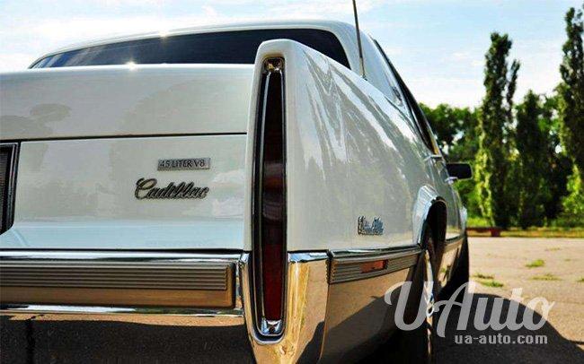 аренда авто Cadillac DeVille в Киеве