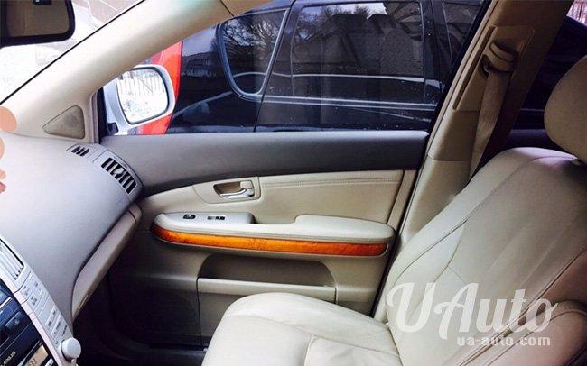 аренда авто Lexus RX350 в Киеве