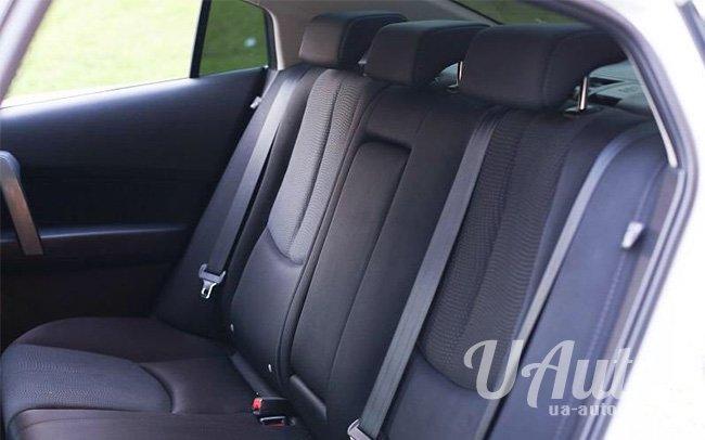 аренда авто Mazda 6 в Киеве