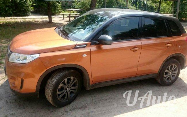 аренда авто Suzuki Vitara в Киеве