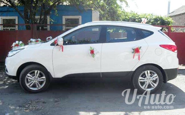 аренда авто Hyundai ix35 в Киеве