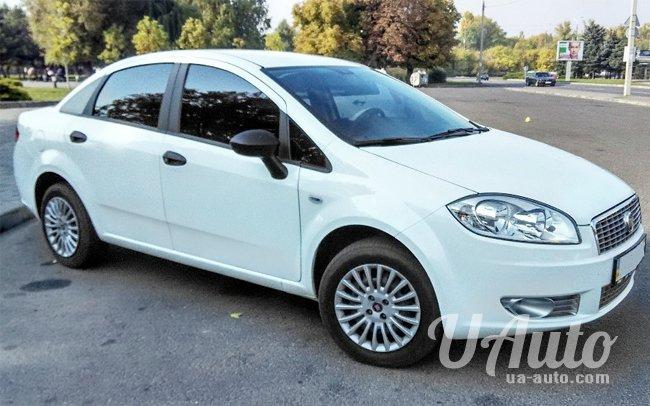 аренда авто Fiat Linea в Киеве