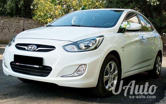 аренда авто Hyundai Accent в Киеве