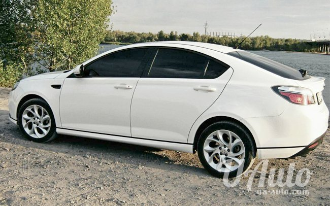 аренда авто MG 6 в Киеве