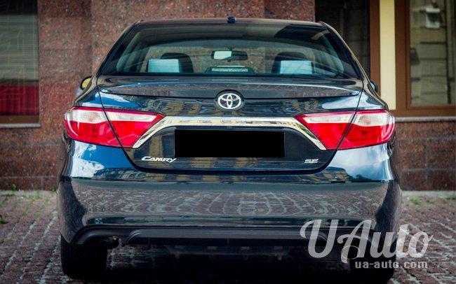 аренда авто Toyota Camry 55 в Киеве