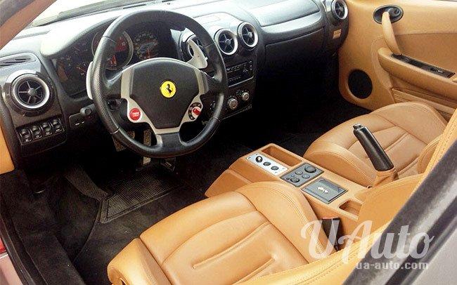 аренда авто Ferrari F430 в Киеве