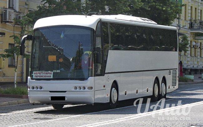 аренда авто Neoplan 316 в Киеве