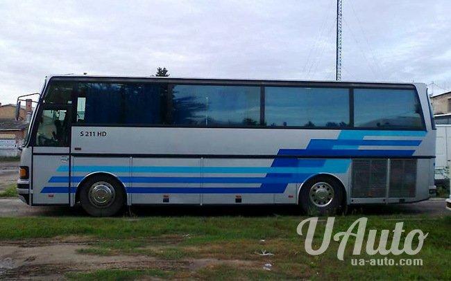 аренда авто Setra S 211 HD в Киеве