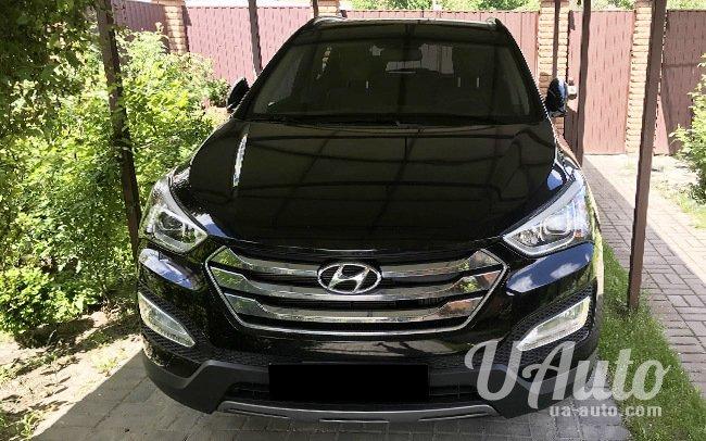 аренда авто Hyundai Santa Fe на свадьбу