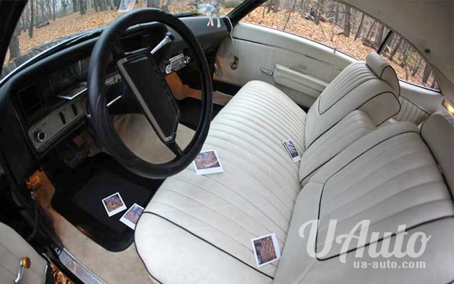 аренда авто Ретро Buick Skylark в Киеве
