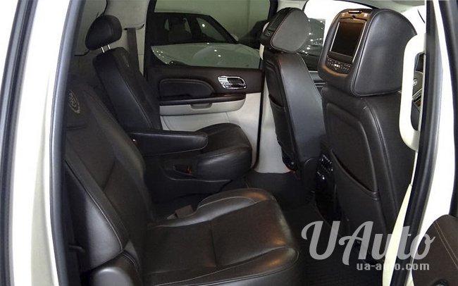 аренда авто Cadillac Escalade Long Platinum в Киеве