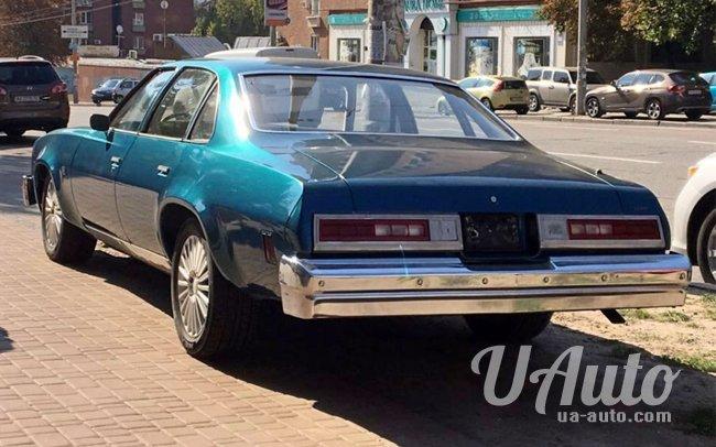 аренда авто Ретро Chevrolet Malibu Classic в Киеве