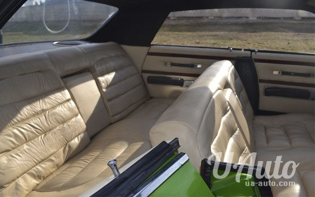 аренда авто Chrysler New Yorker в Киеве