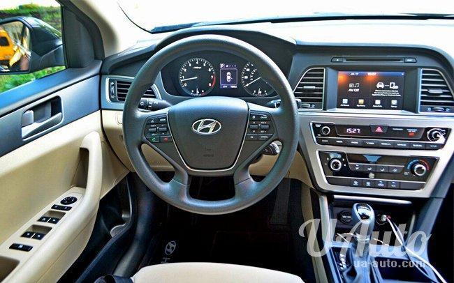 аренда авто Hyundai Sonata New в Киеве