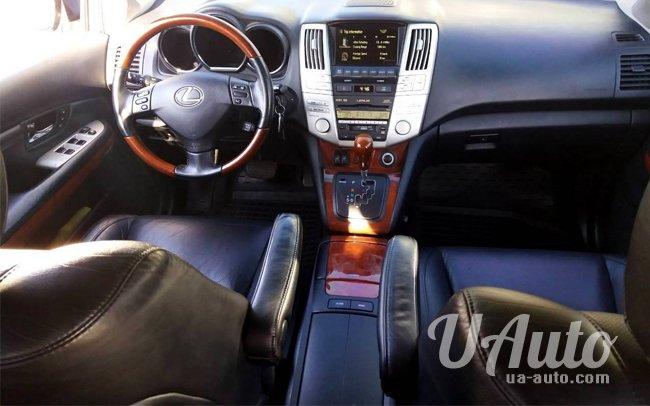 аренда авто Lexus RX 350 в Киеве