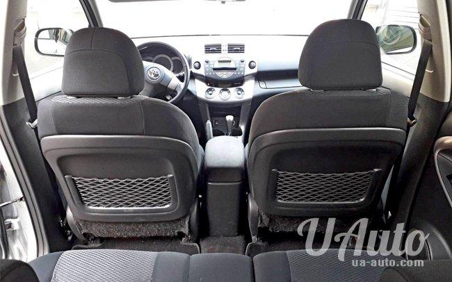 аренда авто Toyota RAV4 в Киеве