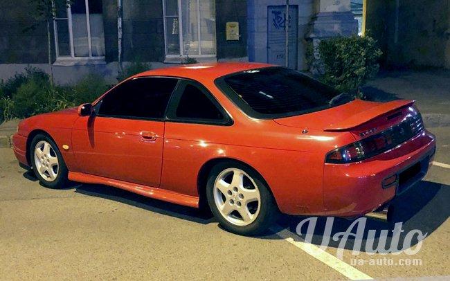 аренда авто Nissan Silvia SX200 в Киеве