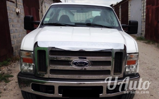 аренда авто Ford F-350 Super Duty в Киеве