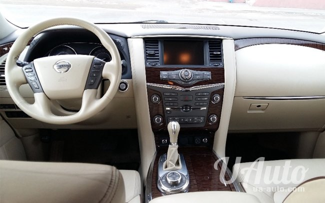 аренда авто Nissan Patrol в Киеве