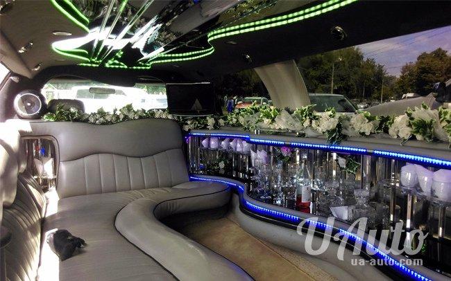 аренда авто Лимузин Excalibur в Киеве