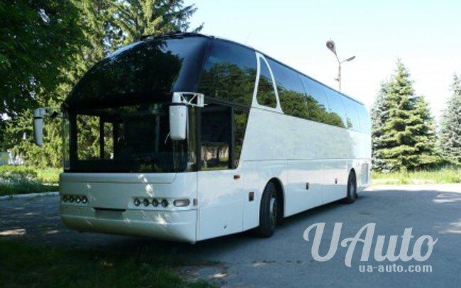 аренда авто Neoplan Starliner N 516 в Киеве