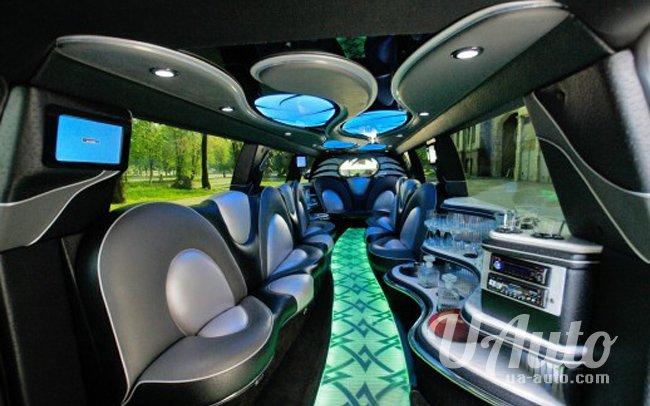 аренда авто Лимузин Cadillac Escalade в Киеве