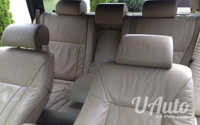 аренда авто BMW X5 E53 в Киеве