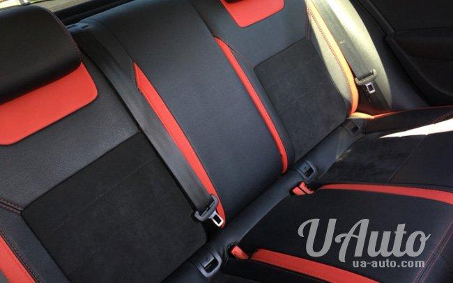 аренда авто Skoda Octavia A7 RS+ в Киеве