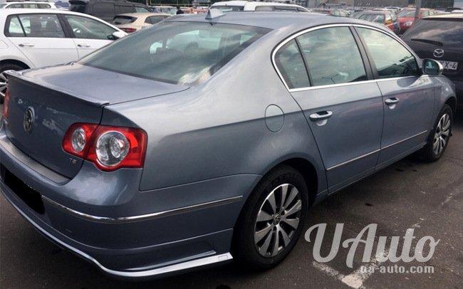 аренда авто Volkswagen Passat B6 в Киеве
