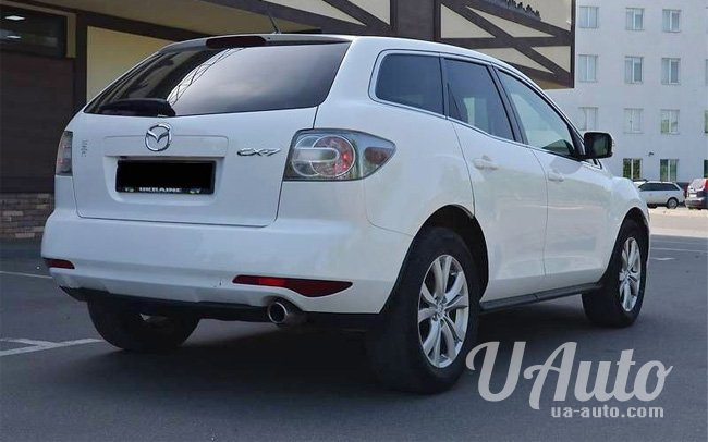 аренда авто Mazda CX-7 в Киеве