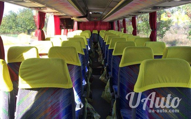 аренда авто Автобус Setra 50 мест в Киеве