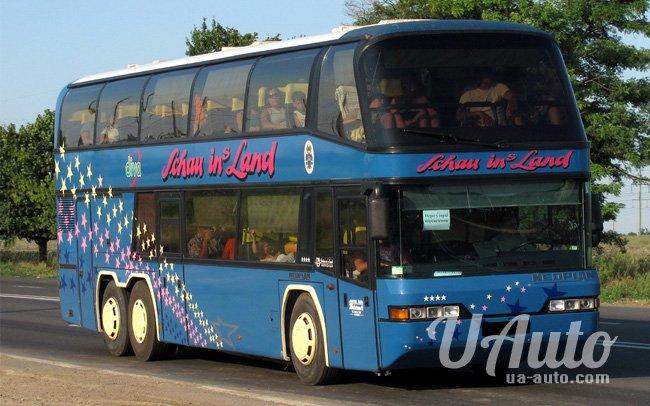 аренда авто Автобус Neoplan 122 в Киеве