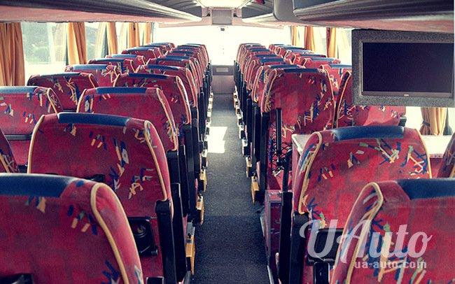 аренда авто Автобус Setra SF382 в Киеве