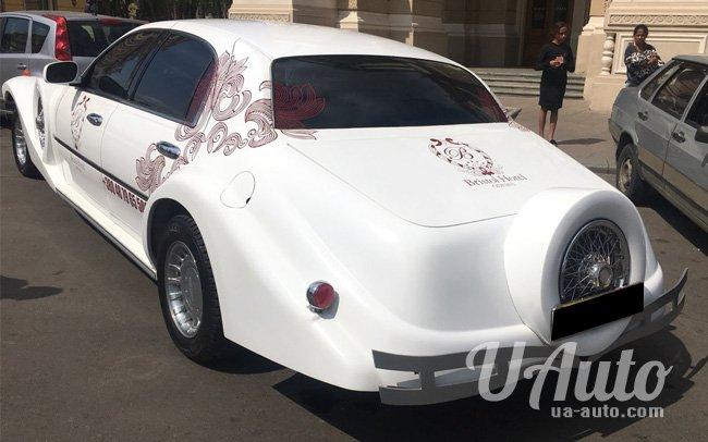 аренда авто Excalibur в Киеве