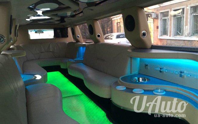 аренда авто Лимузин Lexus в Киеве